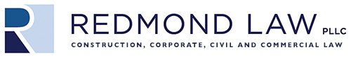 Redmond Law PLLC – Construction, Corporate and Commercial Law Firm Logo